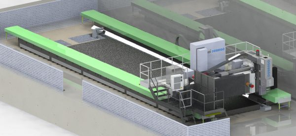 FGD Max Gantry Milling Machine