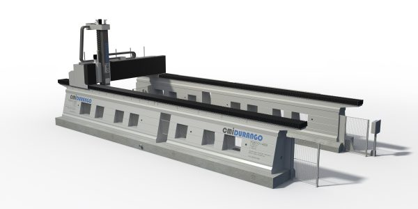 Fresadora Gantry FGB Plus