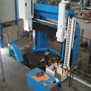 RETROFITTING Torno Schiess Asturfeito