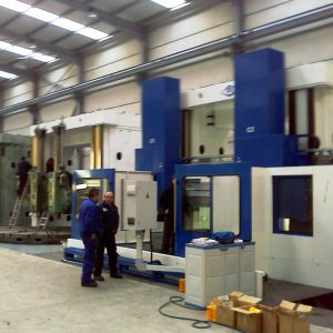 RETROFITTING Torno Imeron